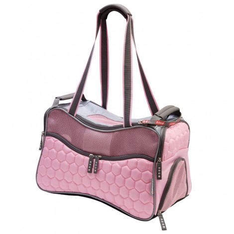 ARGO Petagon Airline Approved Carrier Tokyo Pink Medium - 17.75 in