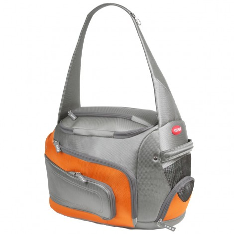 ARGO Duff-O Airline Approved Carrier Tango Orange Large - 20 in
