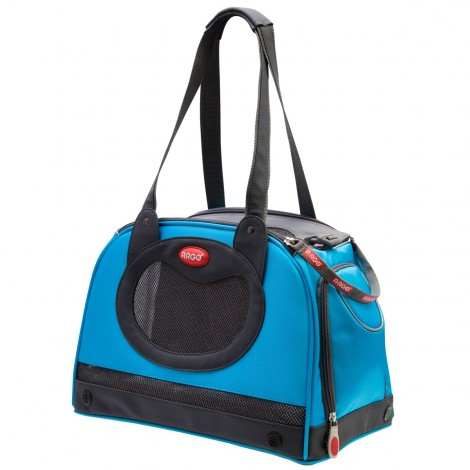 ARGO Petaboard (B) Airline Approved Carrier Berry Blue Medium - 16.5 in