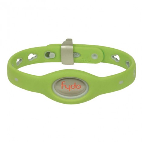 FYDO Solid Water Resistant Collar Kiwi Green Small