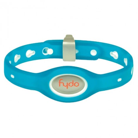 FYDO Translucent Water Resistant Collar Berry Blue Small