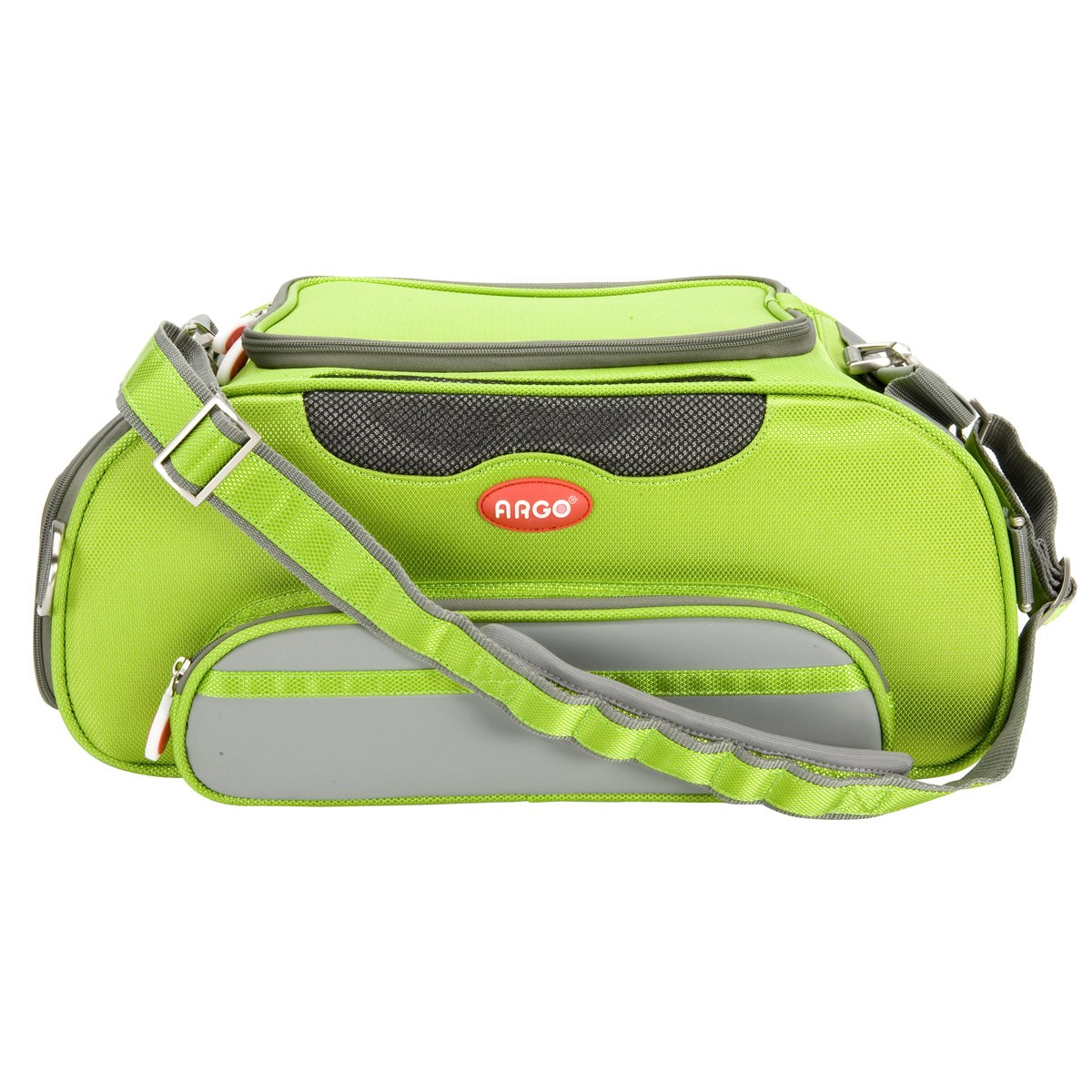 dcf48683a2 ARGO Aero-Pet Airline Approved Carrier Kiwi Green Small - 18.5 in