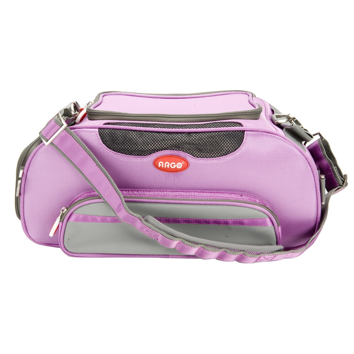 a5b32ddbd0 ARGO Aero-Pet Airline Approved Carrier Petal Pink Small - 18.5 in