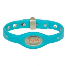 FYDO Solid Water Resistant Collar Berry Blue Small