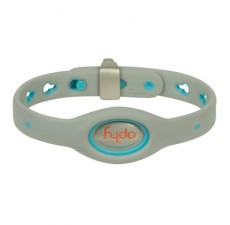 FYDO Solid Gray Water Resistant Collar Berry Blue Small