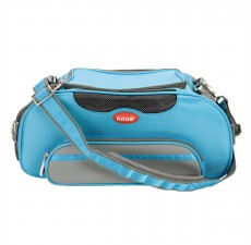 ARGO Aero-Pet Airline Approved Carrier Berry Blue Small - 18.5 in