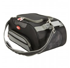 ARGO Aero-Pet Airline Approved Carrier Black Large - 20 in