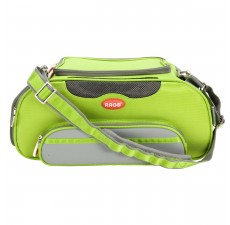 ARGO Aero-Pet Airline Approved Carrier Kiwi Green Small - 18.5 in