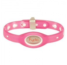 FYDO Translucent Water Resistant Collar Petal Pink Small