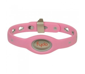 FYDO Solid Water Resistant Collar Petal Pink Small