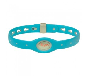 FYDO Solid Water Resistant Collar Berry Blue Large