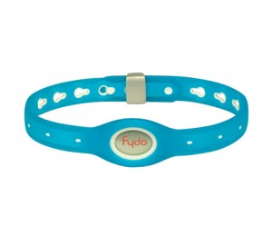 FYDO Translucent Water Resistant Collar Berry Blue Large