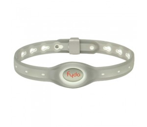 FYDO Translucent Water Resistant Collar Gray Large