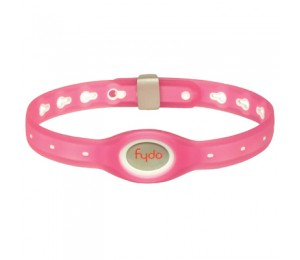 FYDO Translucent Water Resistant Collar Petal Pink Large