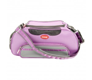 ARGO Aero-Pet Airline Approved Carrier Petal Pink Small - 18.5 in