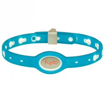 FYDO Translucent Water Resistant Collar Berry Blue Medium