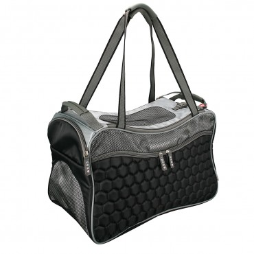 ARGO Petagon Airline Approved Carrier Black Large - 21 in