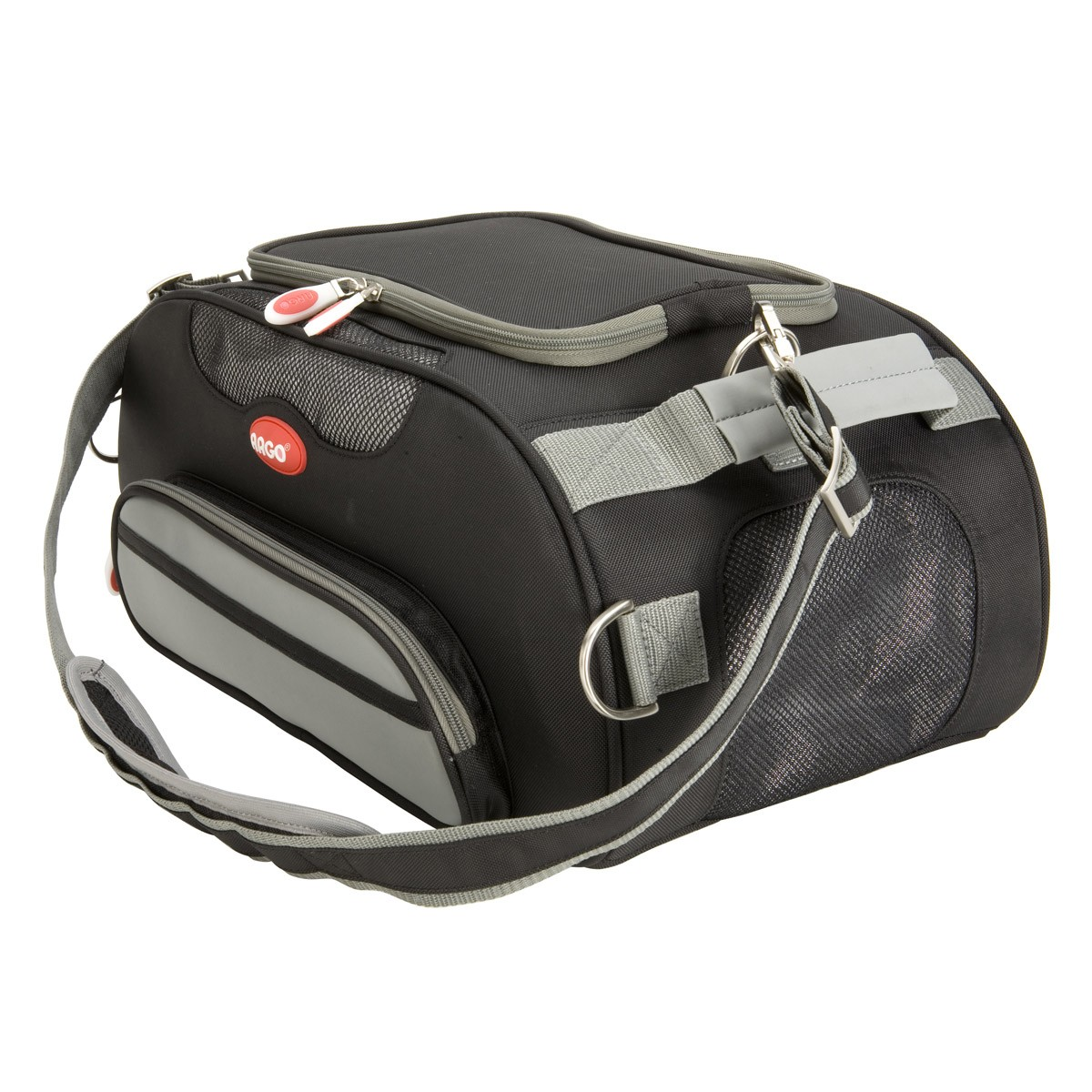 ab6c171289 ARGO Aero-Pet Airline Approved Carrier Black Small - 18.5 in · Zoom